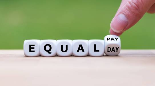 The History Behind Equal Pay Day